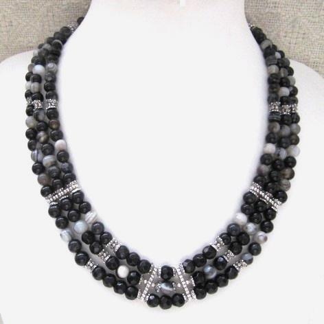 cbbbc4619af5 Как носить украшения из натуральных камней?