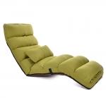 Кресло-трансформер удлиненное. Зеленое